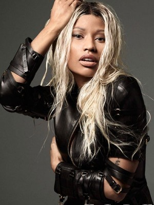 Nicki Minaj Neu Attraktive Vollspitze Perücke