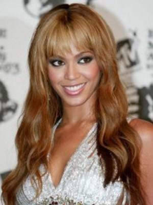 Beyonce Lange Hübsche Body Welle Perücke