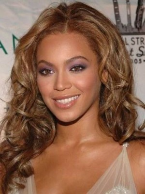 Beyonce Lange Wellig Bestseller Styling Perücke