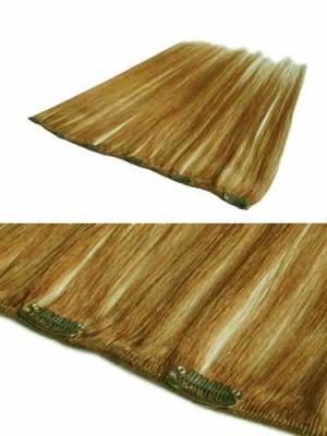 Hübsche Gerade Clip In Haarverlängerung