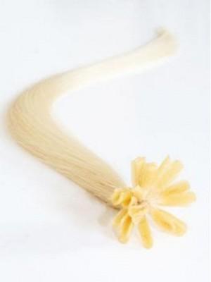 Seidenartig Attraktive Nagel/U Tip Haarverlängerung