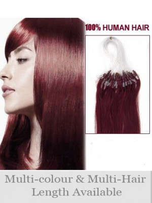 Anbetungswürdige Natürliche Keratin Haarverlängerung