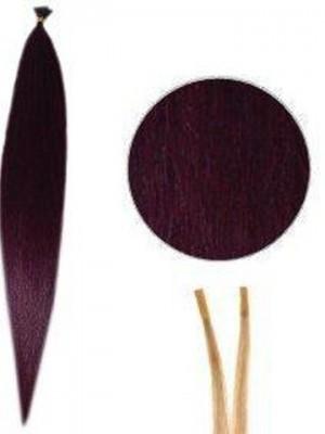 Seidenartig Stock/I Tip Lange Haarverlängerung