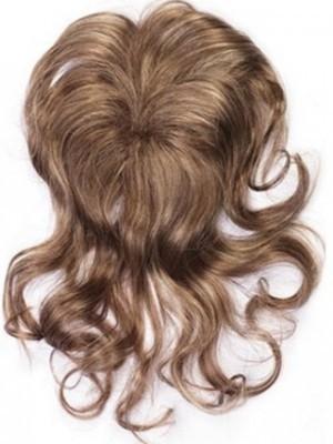 Hochglanzpolierte Top Blend S Clip In Haarteile